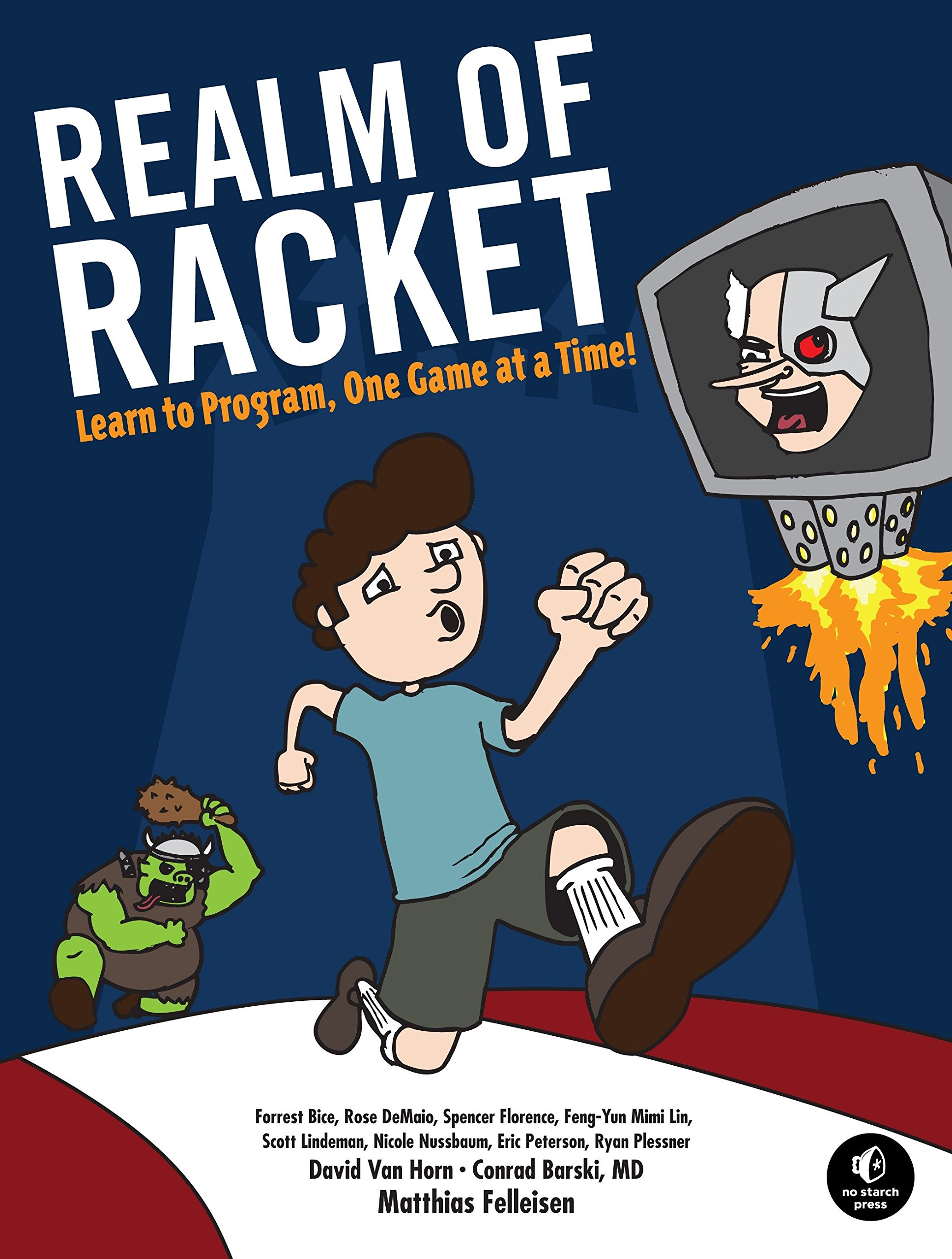 Realm of Racket: Learn to Program, One Game at a