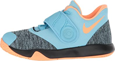 Nike KD Trey 5 VI (PS), Sneakers Basses garçon, Multicolore