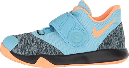 special sales new release competitive price Nike KD Trey 5 VI (PS), Sneakers Basses garçon, Multicolore (Blue ...