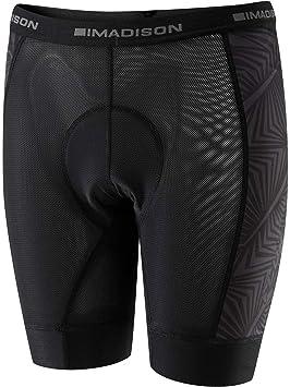Flux Mujer Para Térmicos Pantalones Cortos Madison Liner Negro nOPk80w