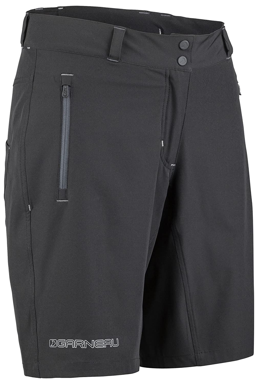 Louis Garneau Women 's Latitude Shorts X-Small ブラック B01A85JDKO