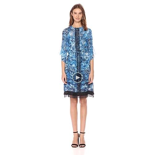 Elie Tahari Women's Rayna Dress