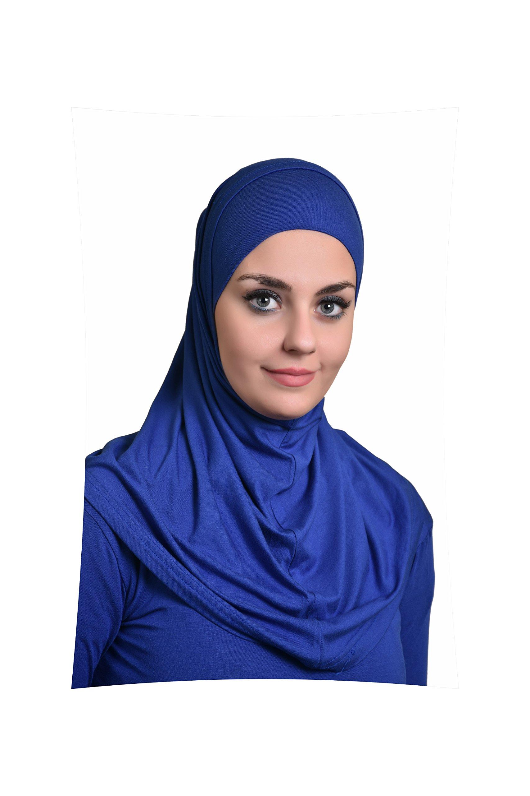 Hijabs (Royal Blue)