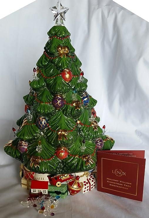 Lenox - Figura decorativa para árbol de Navidad centro de mesa ...