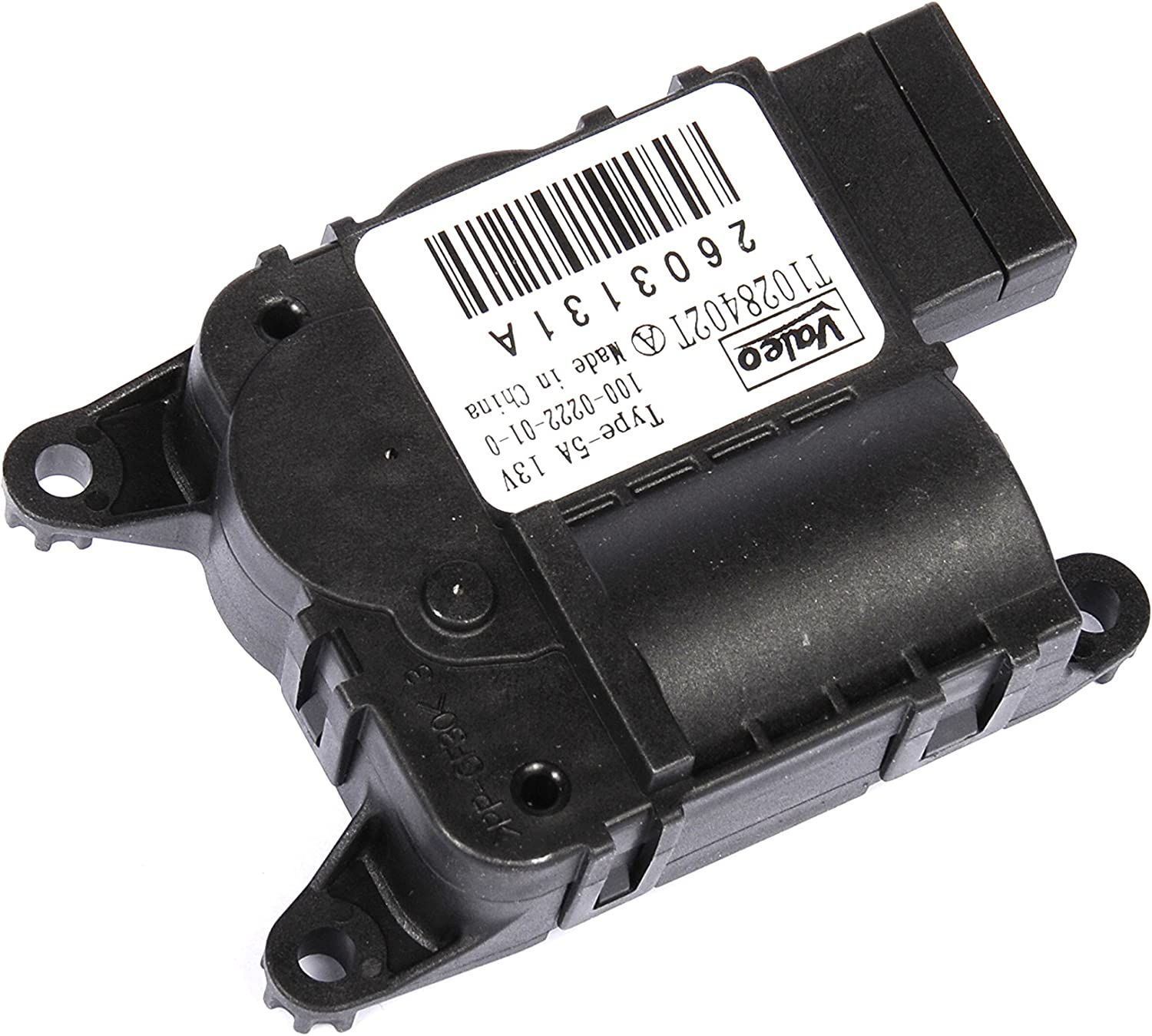 ACDelco 15-74327 GM Original Equipment Black Heating and Air Conditioning Control Panel