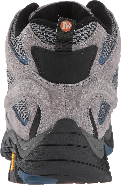 Merrell Men's Moab 2 MID Vent Sneaker Castle/Wing