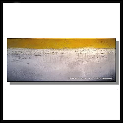 Modern, Abstract, Canvas Wall Art, Painting, Limited Edition Giclee…STRATEGY..60x24x1.5 Ready to Hang, US artist..ELOISExxx