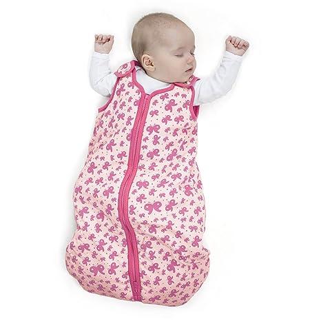 Bebé Deedee Sleep Nido bebé Saco de dormir rosa rosa Talla:0-6M