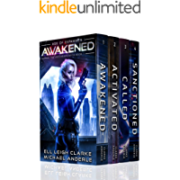 The Ascension Myth Boxed Set (Books 1-4): Awakened, Activated, Called, Sanctioned (The Ascension Myth Boxed Sets Book 1)