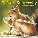 Getting Squirrelly 2018 Calendar