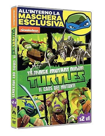 Teenage Mutant Ninja Turtles - Il Caos Dei Mutanti Dvd+ ...