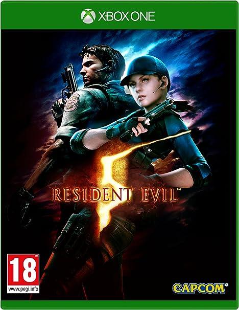 Resident Evil 5 HD Remake [Importación Inglesa]: Amazon.es ...