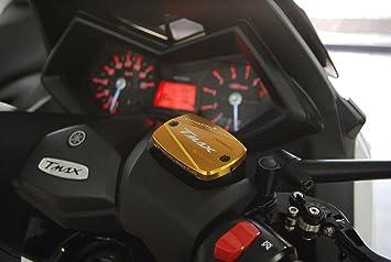 racingbike tapas vaschette Aceite freno, dorado, Yamaha T-Max 530 ...