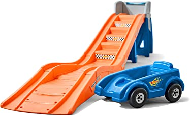 Step2 Hot Wheels Extreme Thrill Coaster Ride On