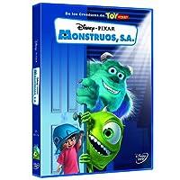 Monstruos S.A. [DVD]