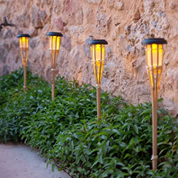 antorchas jardin cheap antorcha de jardn absolute with