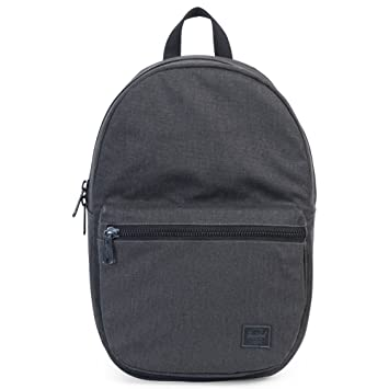 a132bfc88dc6af Amazon.com | Herschel Supply Co. Men's Canvas Dawson Backpack, Black, One  Size | Casual Daypacks