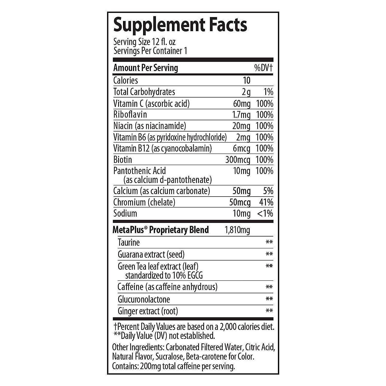CELSIUS Sparkling Orange Fitness Drink, Zero Sugar, 12oz. Slim Can (Pack of 12) : Bottled Iced Tea Drinks : Grocery & Gourmet Food
