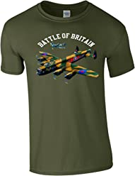 Bear Essentials Clothing. Battle of Britain T-Shirt