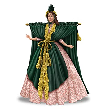 Curtains Ideas carol burnett curtain rod : Amazon.com: Figurine: Carol Burnett Starlet Went With The Wind ...