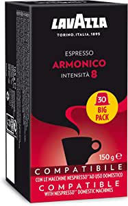 Lavazza Nespresso Compatible Armonico 30 Coffee Capsules