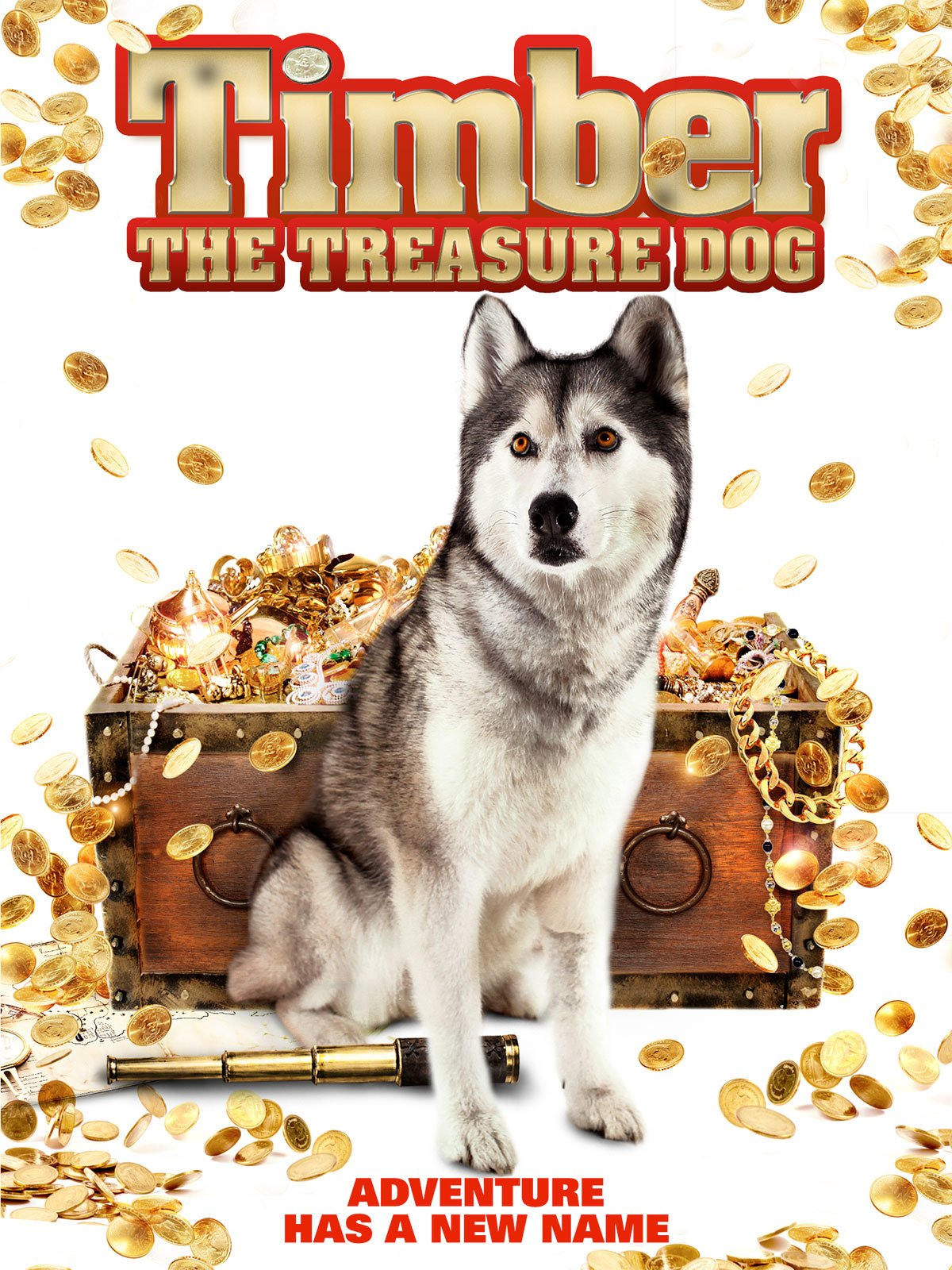 Timber the Treasure Dog on Amazon Prime Video UK