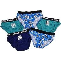 Garçons Storm Trooper R2-D2 Culottes sous-Vêtement Star Wars Cinq Pack Pack Multiple