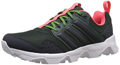 newest 09d46 1c862 adidas outdoor Womens GSG9 Trail-W, Mineral GreenDark GreyWhite,