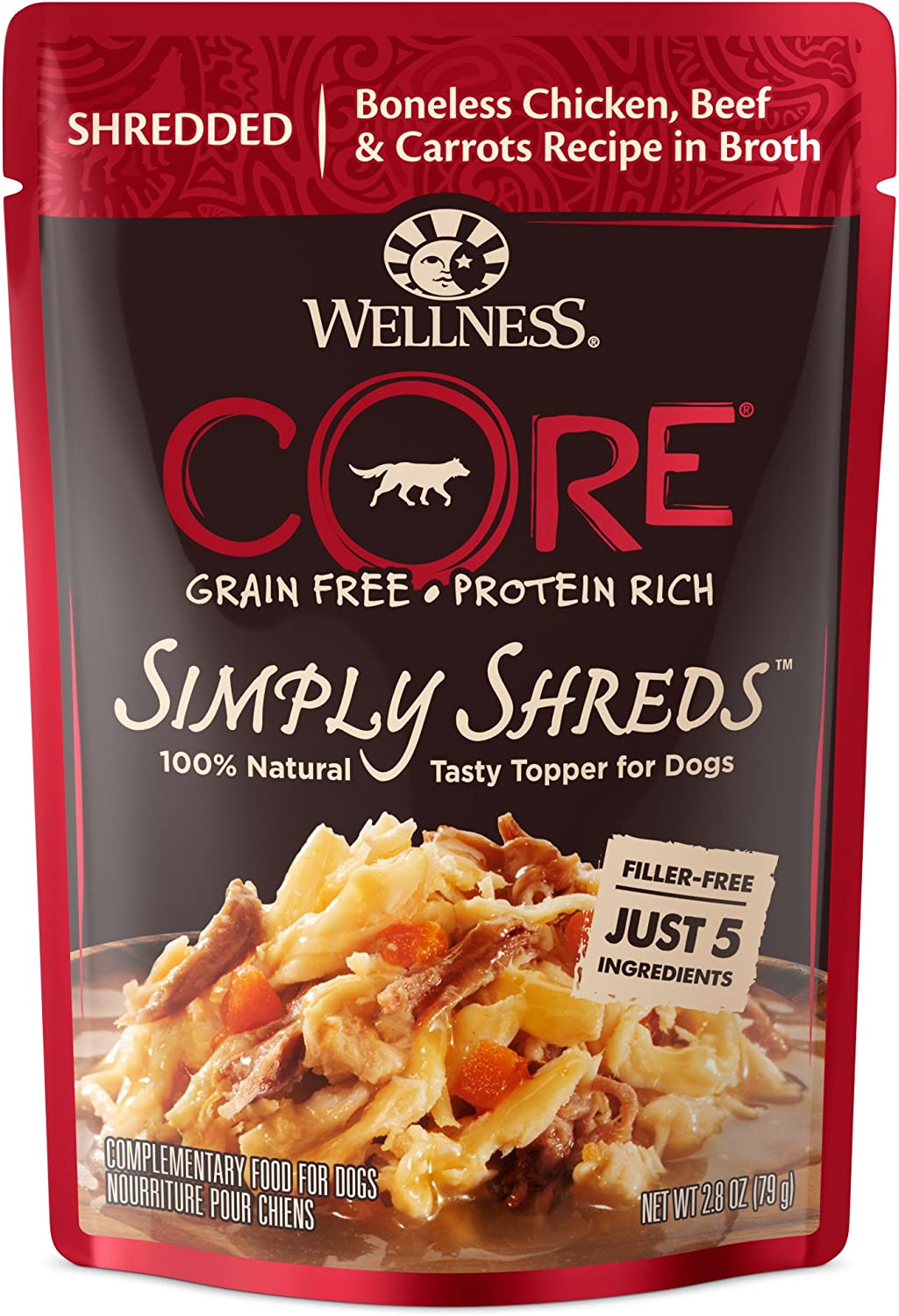 Core Grain Free Dog Food Mixers & Toppers