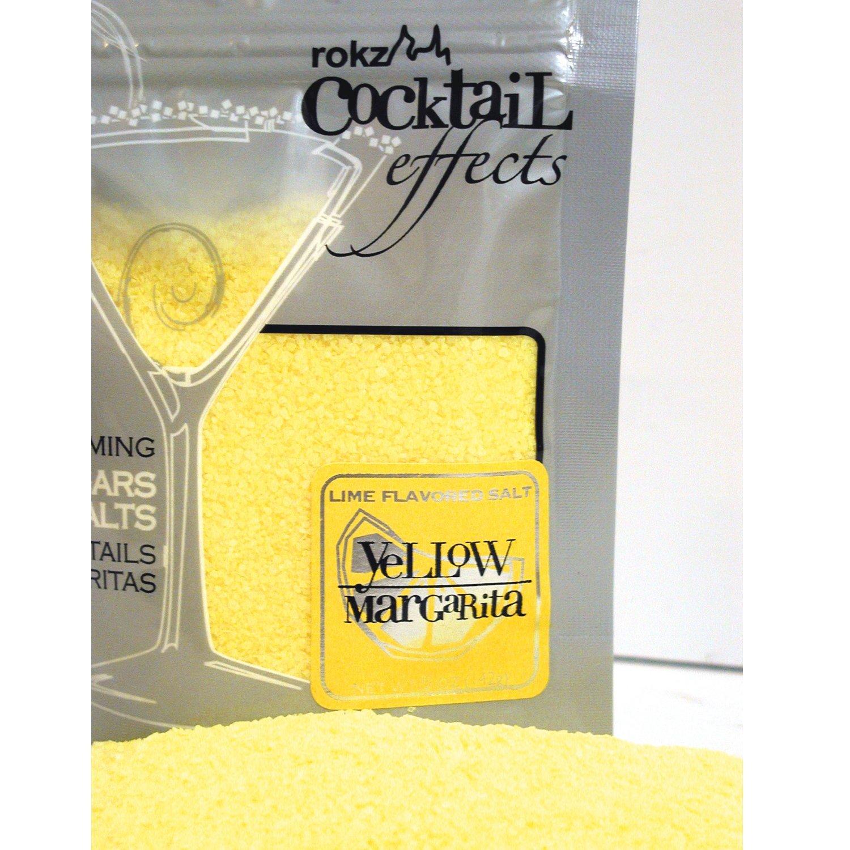 Yellow Margarita Rimming Salt