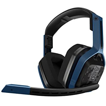 ASTRO Gaming A20 - Auriculares con micrófono inalámbricos Call of Duty Edition, compatibles con Playstation 4, PC, Mac, Azul Marino/Negro: Amazon.es: ...