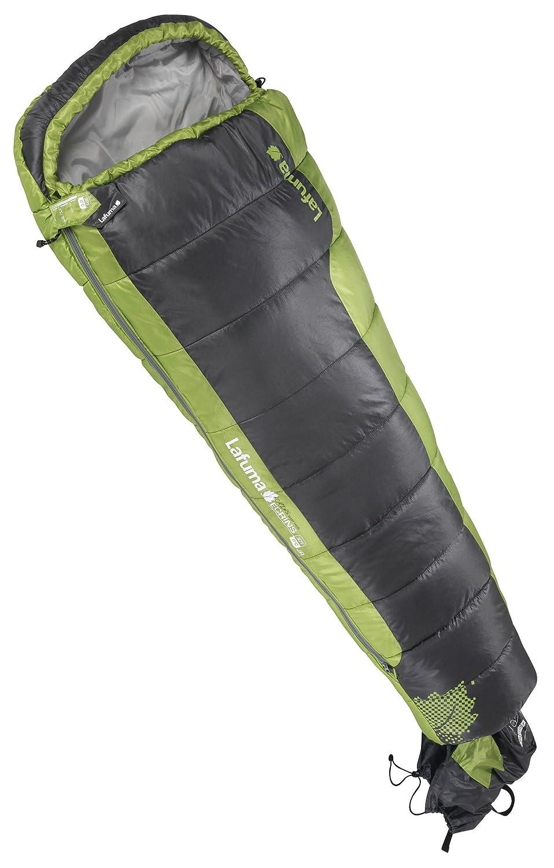 Lafuma LFC1542 Ecrins 30 JR - Saco de dormir rectangular para niño (cierre lado izquierdo), color azul: Amazon.es: Deportes y aire libre