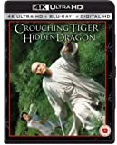 Crouching Tiger Hidden Dragon - 15th  Anniversary (2-disc 4K UHD Blu-ray) [2001] [Region Free]