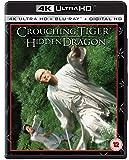 Crouching Tiger Hidden Dragon - 15th  Anniversary (2-disc 4K UHD Blu-ray) [2001] [Region Free]