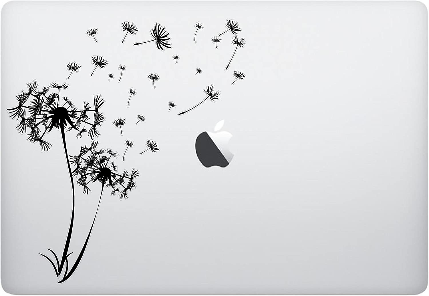 Laptop Sticker Decal - Dandelions - Funny Cute Skins Stickers
