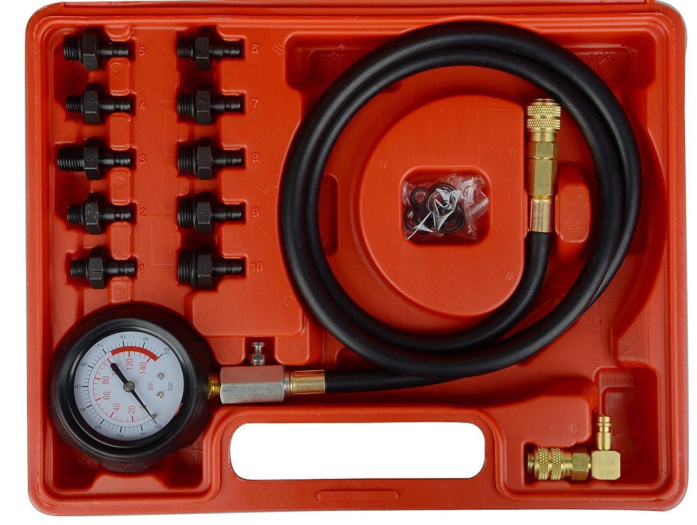 DA YUAN Engine Cylinder Oil Pressure Diagnostic Tester Tool Set