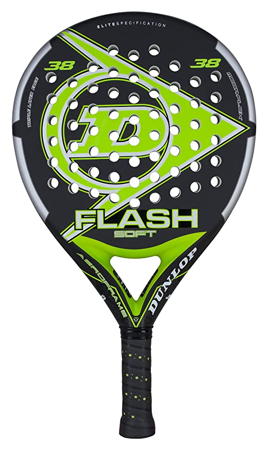 DUNLOP Flash Soft - Pala de pádel: Amazon.es: Deportes y ...