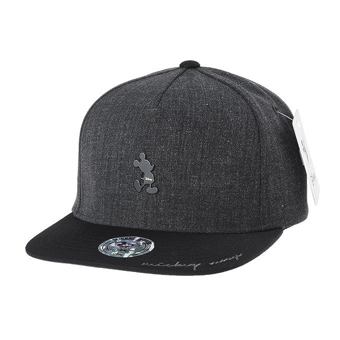 WITHMOONS Gorras de béisbol Gorra de Trucker Sombrero de Disney Mickey  Mouse Silhouette Snapback Baseball Cap 6a0607ccd7d