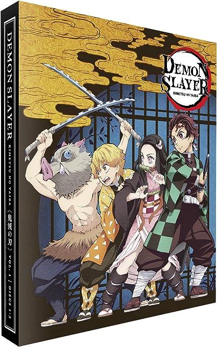 Demon Slayer Kimetsu no Yaiba - Collector's Edition [Blu-ray]