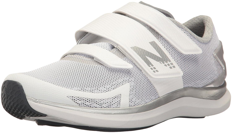 New Balance Women's 09v1 Cross-Trainer Shoe B01LZ9DVSC 7.5 B(M) US White/Grey