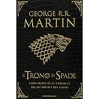 81drW6mu1AL._AC_UL200_SR200,200_ Il trono di spade. Libro primo delle Cronache del ghiaccio e del fuoco. Ediz. lusso: 1