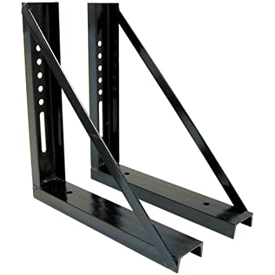Buyers Products 1701005B Powder Coated Welded Bracket (Black): Automotive