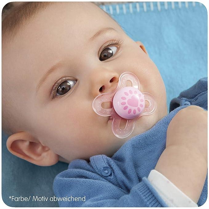 MAM 66643811 - Chupete silicona para niños, modelos aleatorios: Amazon.es: Bebé