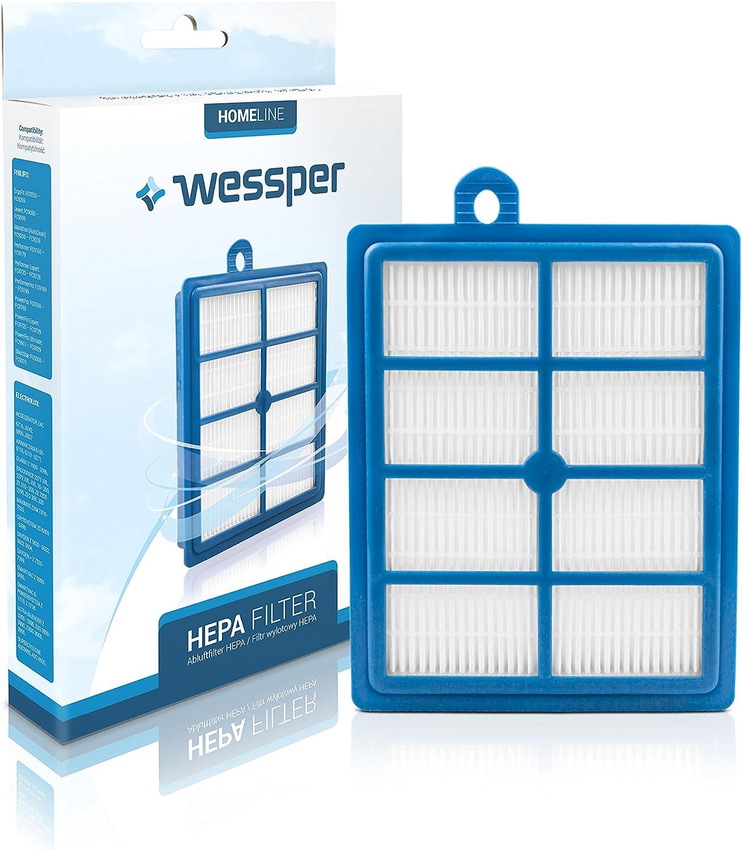 Wessper® Filtro de HEPA para aspiradoras AEG ELECTROLUX Airmax ...