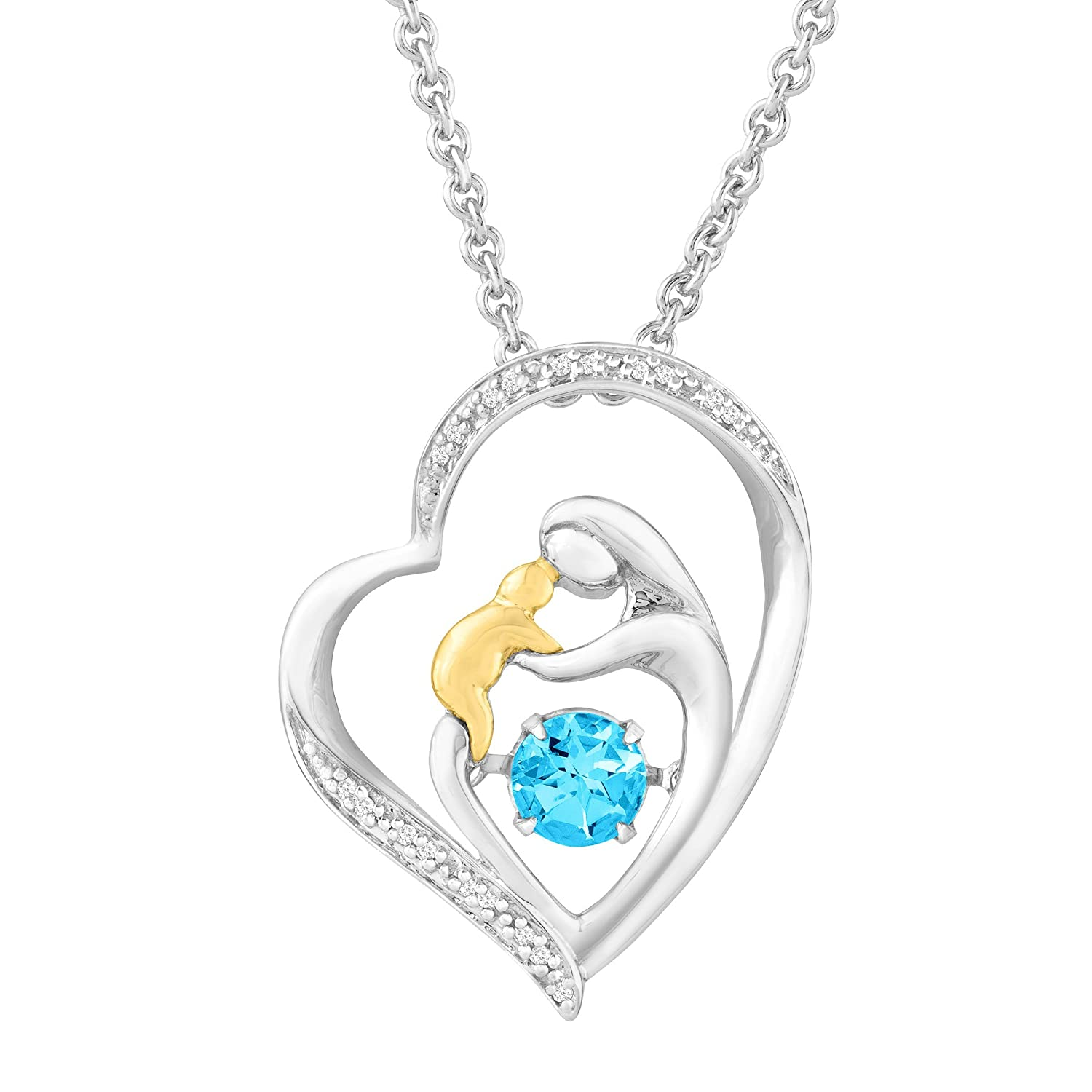 Mother S Day Birthstone Necklaces Birth Stone Magic