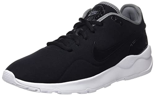 new styles 07a15 bfd6c Nike LD Runner LW, Scarpe Running Donna, Nero Black-Cool Grey-White