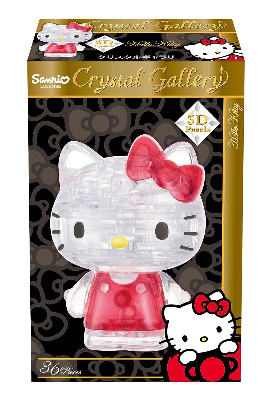 36 piece Crystal Gallery Hello Kitty Hanayama