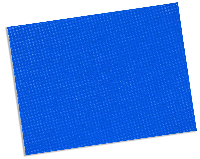Rolyan Splinting Material Sheet, Aquaplast-T Watercolors, Royal Blue, 1/16'' x 6'' x 9'', 13% Ultraperf Perforated, Single Sheet