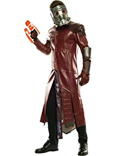 Amazon.com: wecos Guardians 2 Star Lord Disfraz Peter Jason ...