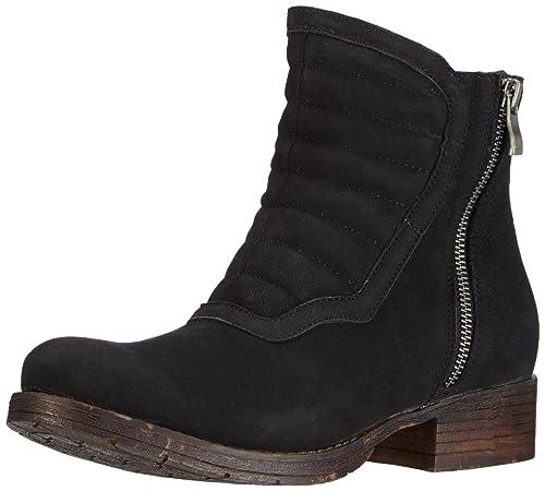 910b2499 Andrea Conti2610525 - Botas Estilo Motero Mujer, Negro (Noir (002)), 41:  Amazon.es: Zapatos y complementos